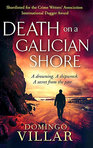 9780349123424: Death On A Galician Shore