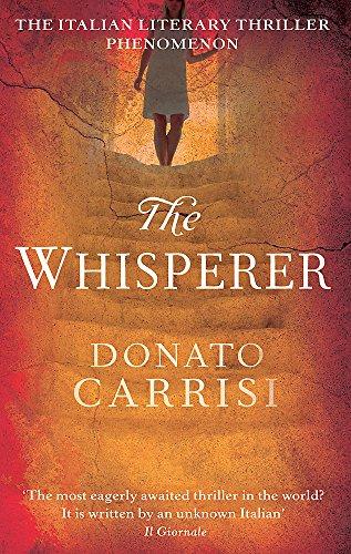 9780349123448: The Whisperer