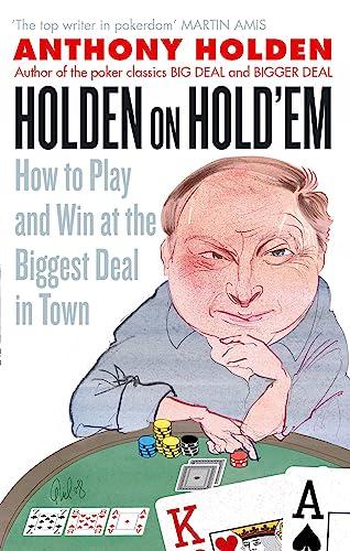 9780349123455: Holden on Hold'em