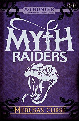 9780349124360: Myth Raiders: Medusa's Curse: Book 1
