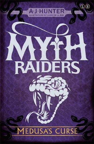 9780349124360: Myth Raiders: Medusa's Curse