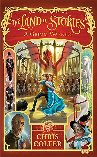 9780349124391: Land of Stories: 03: A Grimm Warning