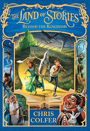 9780349124421: Beyond the Kingdoms (The Land of Stories)