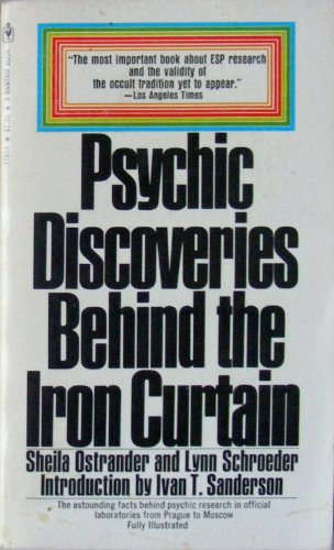 9780349126678: Psychic discoveries behind the Iron Curtain