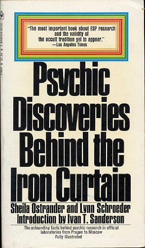 9780349126708: PSI: Psychic Discoveries Behind the Iron Curtain