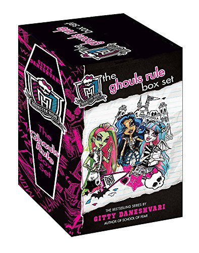 9780349131795: Ghouls Rule (Monster High: Ghoulfriends Forever)