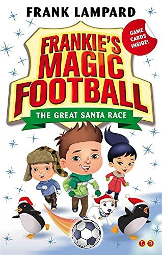 9780349132099: The Great Santa Race: Book 13 (Frankie's Magic Football)