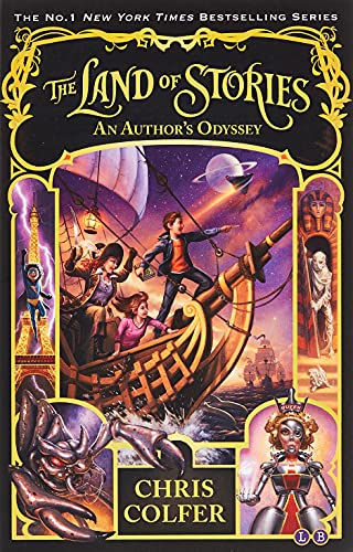 9780349132273: The Land Of Stories 5