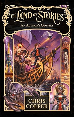9780349132273: An Author's Odyssey: Book 5