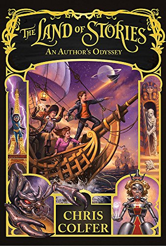 An Author's Odyssey: Chris Colfer Brandon Dorman