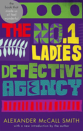 9780349138855: The No. 1 Ladies' Detective Agency. Alexander McCall Smith