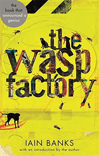 9780349138909: The Wasp Factory (Abacus 40th Anniversary)