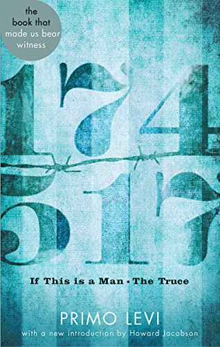 9780349139012: If This is a Man/The Truce (Abacus 40th Anniversary)