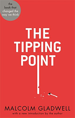 9780349139067: The Tipping Point: How Little Things Can Make a Big Difference (Abacus 40th Anniversary)