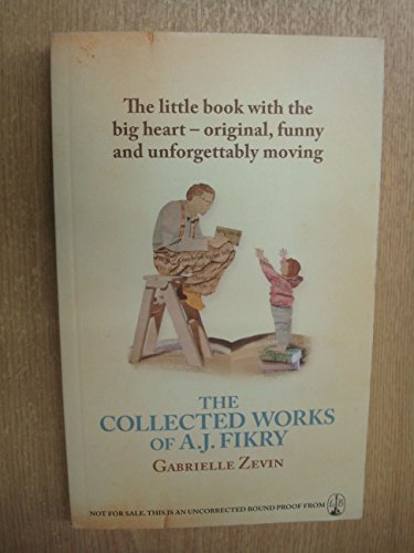 9780349139395: The Collected Works of A.J. Fikry