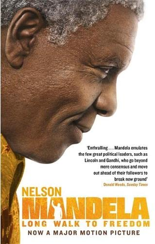 9780349139623: Long Walk To Freedom: Film Tie In