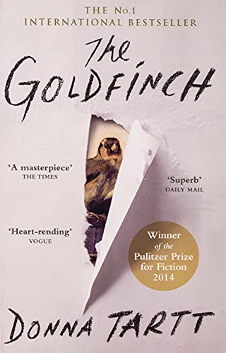 9780349139630: The Goldfinch (Abacus)
