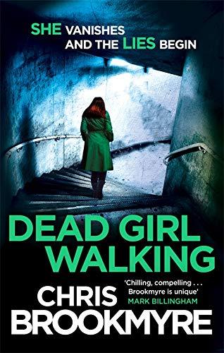 9780349140247: Dead Girl Walking (Jack Parlabane)