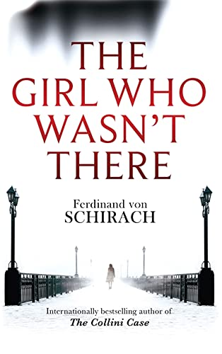9780349140469: The Girl Who Wasn't There