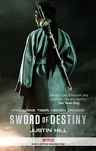 9780349140940: Crouching Tiger, Hidden Dragon: Sword of Destiny