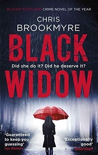 9780349141329: Black Widow (Jack Parlabane): Award-Winning Crime Novel of the Year