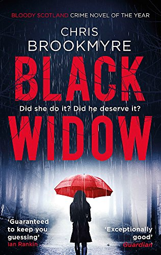 9780349141329: Black Widow (Jack Parlabane)