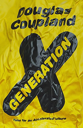 9780349142593: Generation X: Tales for an Accelerated Culture