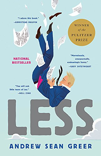 9780349143590: Less: Winner of the Pulitzer Prize for Fiction 2018