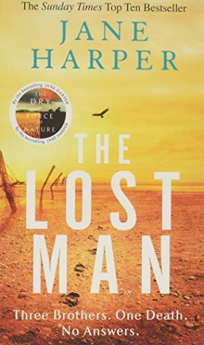 9780349143774: The Lost Man