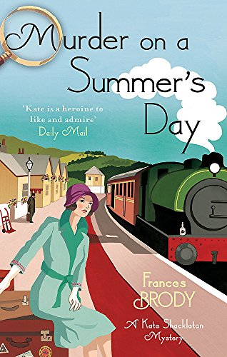 9780349400587: Murder on a Summer's Day: Number 5 in series (Kate Shackleton Mysteries)