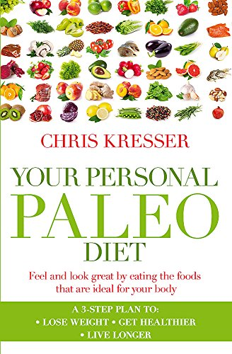 9780349402024: Your Personal Paleo Diet