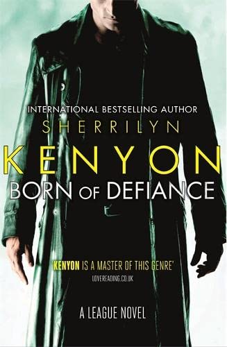 9780349402741: Born of Defiance
