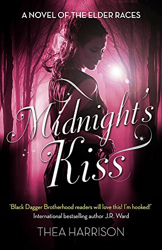 9780349403571: Midnight's Kiss (Elder Races)