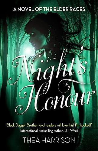 9780349403625: Night's Honour (Elder Races)