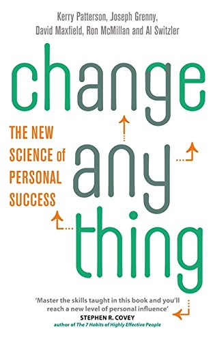 9780349405407: Change Anything: The new science of personal success