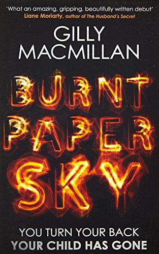 9780349406398: Burnt Paper Sky: The worldwide bestselling thriller