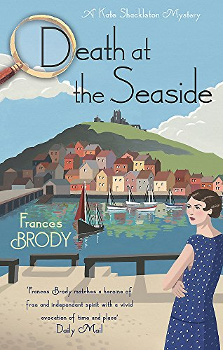 9780349406589: Death at the Seaside (Kate Shackleton Mysteries)