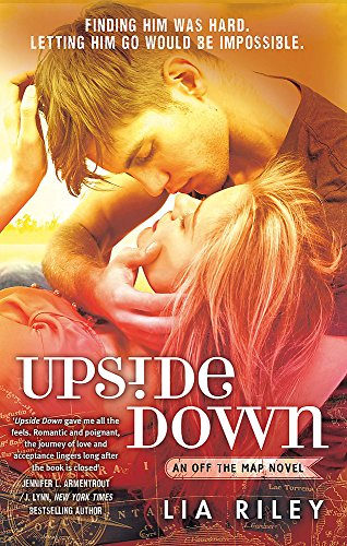 9780349407500: Upside Down: Off the Map 1