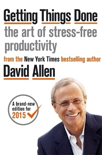 9780349408941: Getting Things Done: The Art of Stress-Free Productivity
