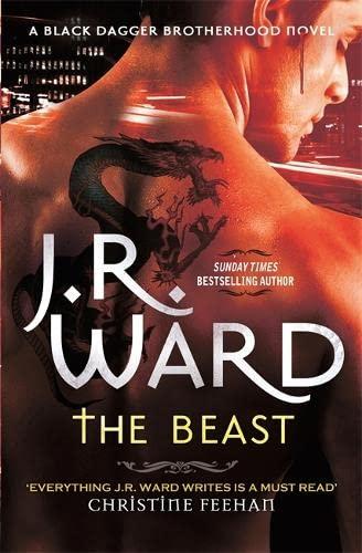 9780349409122: The Beast (Black Dagger Brotherhood Series)