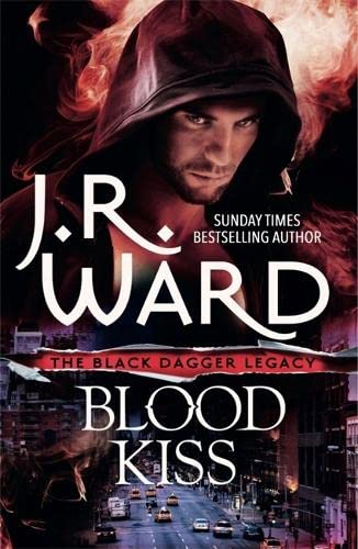 9780349409252: Blood Kiss (Black Dagger Legacy)
