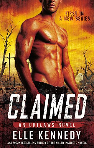 9780349411927: Claimed (Outlaws)