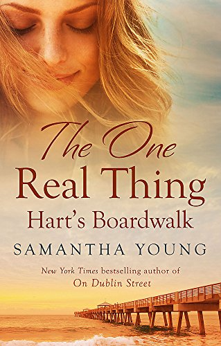9780349412580: The One Real Thing (Hart's Boardwalk)