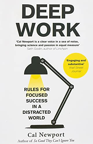 9780349413686: Deep Work: Rules for Focused Success in a Distracted World