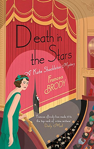 9780349414317: Death in the Stars (Kate Shackleton Mysteries): Book 9 in the Kate Shackleton mysteries