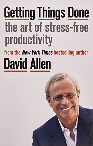 9780349423142: Getting Things Done: The Art of Stress-free Productivity