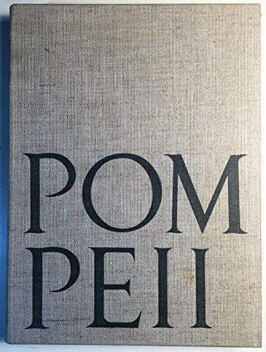 9780351154225: Pompeii & Herculaneum. The Glory and the Grief