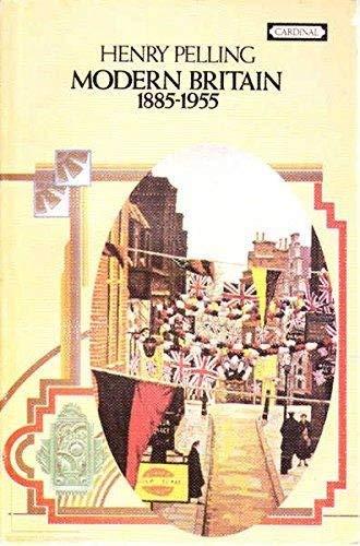 9780351177484: Modern Britain 1885-1955