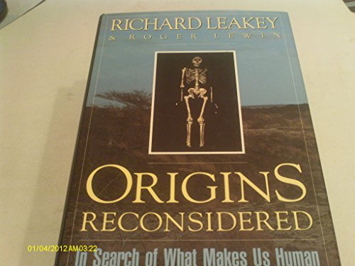 9780351313547: Origins Reconsidered: In Search of What Makes Us Human