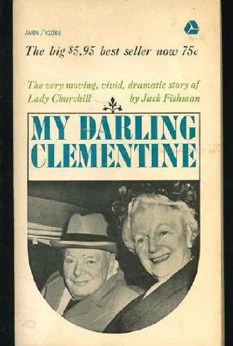 9780352300195: My Darling Clementine: Story of Lady Churchill